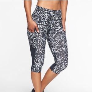 Athleta Spotty Up For Anything Crop Pants